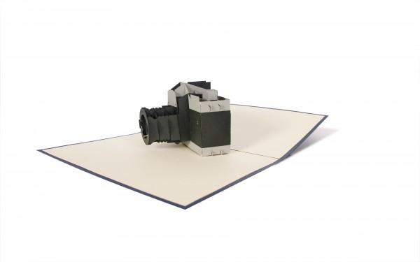 Kamera Pop Up Karte